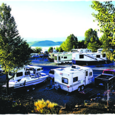 Topaz Lake RV Park